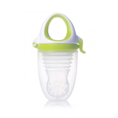 Tétine De Nutrition Food Feeder Plus - Lime - Kidsme