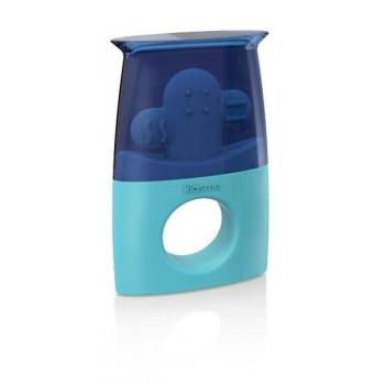 Jouet De Dentiton Icy Teether - Aquamarine - Kidsme
