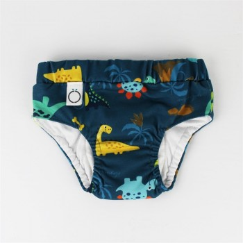 Culotte D'entrainement Enfilable - Dino - Grand (30-35lbs) - Omaiki