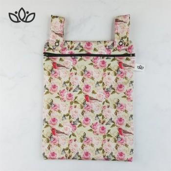 Sac Impermeable Lotus - Roses - Omaiki