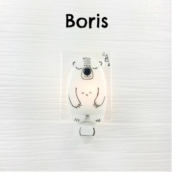 Veilleuse - Boris Ours - Veille Sur Toi
