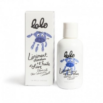 Liniment Oléocalcaire à L'huile d'olive 125ml - Lolo