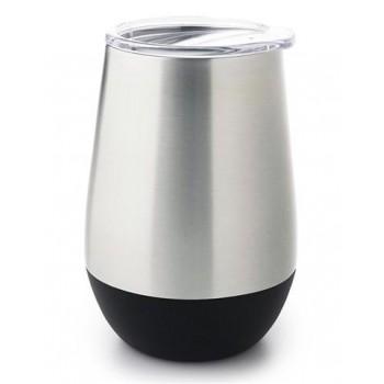 Verre Isotherme En Inox 12oz - Noir - U-konserve