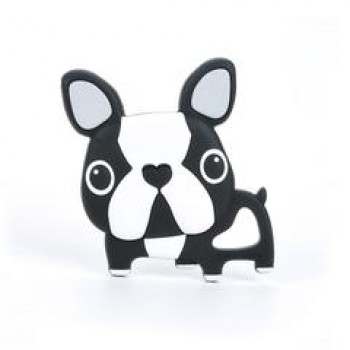 Jouet de Dentition - Boston Terrier - Loulou Lollipop