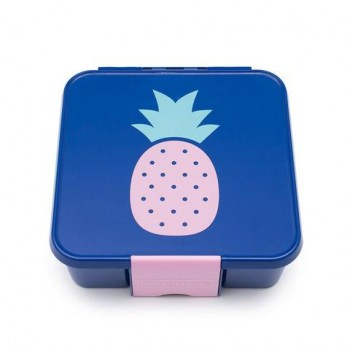 Bento 5 Compartiments - Ananas - Little Lunch Box