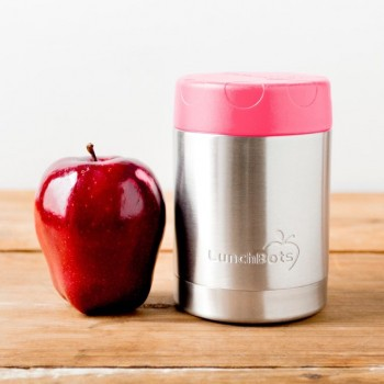Thermos 12oz Rose Lunchbots