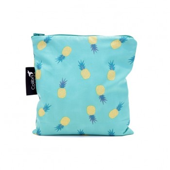Sac à Collation (sandwich) - Large - Ananas - Colibri