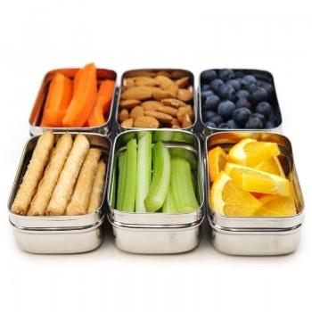 Boite Collation Rectangle - Echolunchpod - Eco Lunchbox