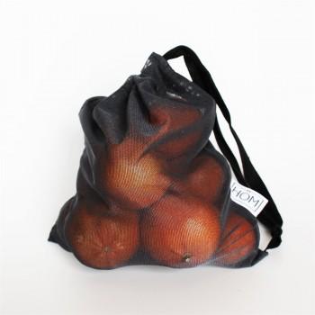 Sac Pour Fruits/légumes - Noir Grand - Hom