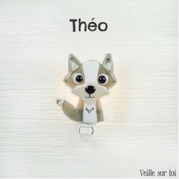 Veilleuse - Théo Loup - Veille Sur Toi