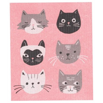 Torchon Chats Meow - Now Designs