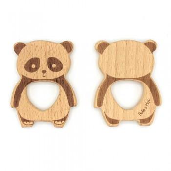 Duo Attache Suce Panda - Pois & Moi