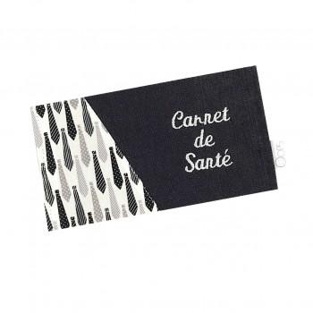 Protège Carnet Santé - #29 Cravate - Oops