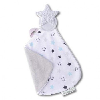 Doudou & Jouet Dentition - Much-it Blanket Twinkle Twinkkle - Étoile - Malarkey Kids