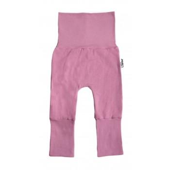 Pantalon évolitif (0-12m) Rose Poudre - Coton Vani