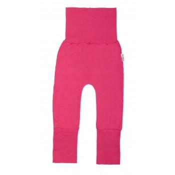 Pantalon évolutif (6-36m) Rose Fushia - Coton Vanille