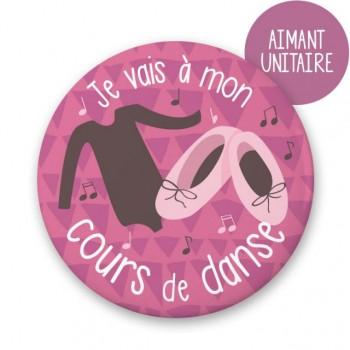 Aimant Je Vais À Mon Cours De Danse - Minimo