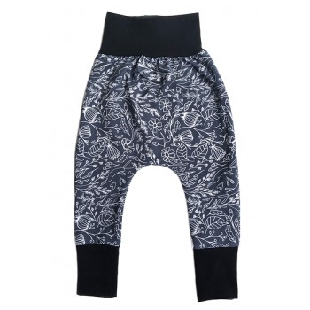 Pantalon évolutif - Fleurs et Lapins - Nine9