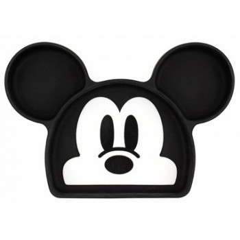 Assiette À Suction En Silicone - Mickey Mouse - Bumkins