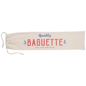Sac À Baguette Rouge - Now Designs