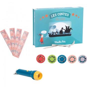 Coffret Cinéma - Les Contes du Soir Fairy Tale - Moulin Roty