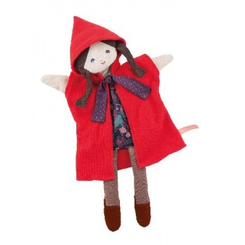 Marionnette - Le Petit Chaperon Rouge - Moulin Roty