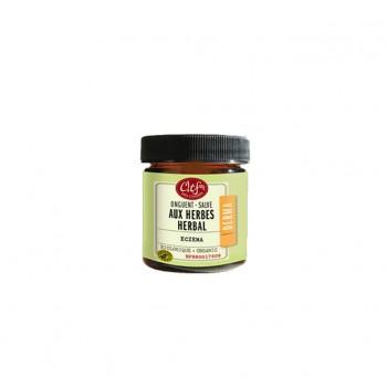 Onguent Aux Herbes 15ml - Plaies / Eczéma - Clef Des Champs