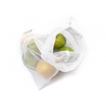 Sac à Fruits et Légumes réutilisables - Moyen - Kidsak