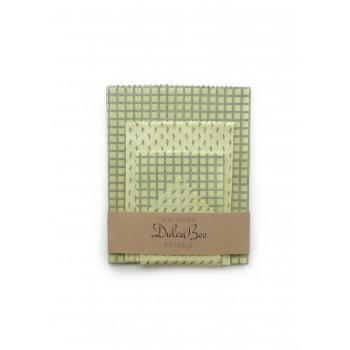 Wrap écologique 4/pqt - Dulce Bee