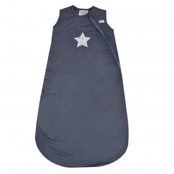 Sac de Nuit en Bambou - 0-6m Marine étoile (1tog) - perlimpinpin