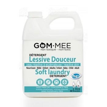Détergent Lessive Douceur - Gom-Mee