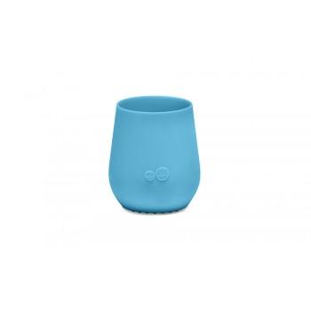 Petit Verre En Silicone - Bleu - Ezpz