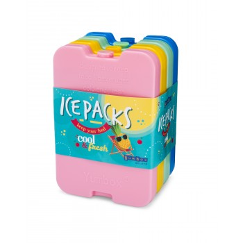 Ice Packs 4/pqt - Yumbox