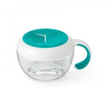 Tasse à Collation de Voyage - Turquoise - OXO TOT