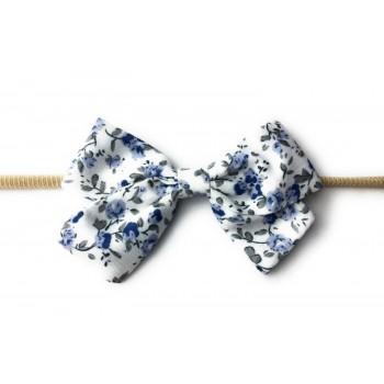 Bandeau - Floral Bleu - Baby Wisp