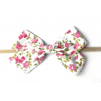 Bandeau - Floral Rose - Baby Wisp