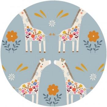 Coussin D'allaitement - Girafes Enchantées - Nneka