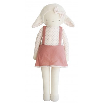 Peluche Betty L'agneau 40cm