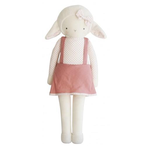 Peluche Betty L'agneau 40cm