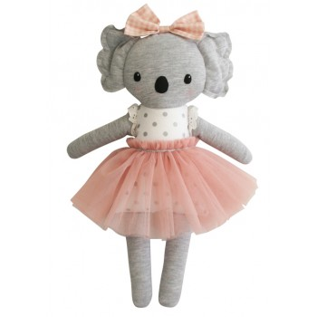 Peluche Koko La Koala Ballerine 40cm