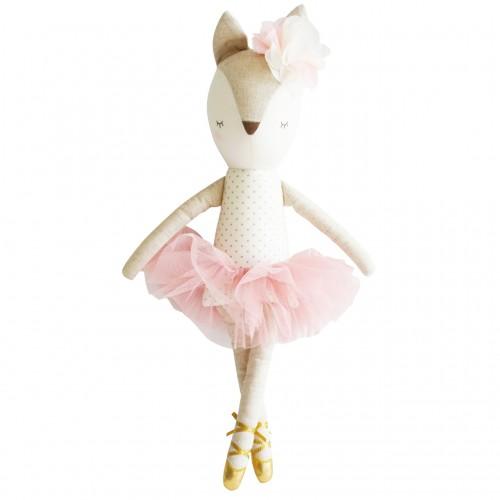 Peluche Daphne la Ballerine Rêveuse 43cm