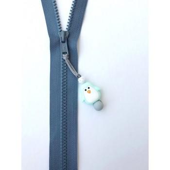 Ami-zip - Pingouin - Jululu