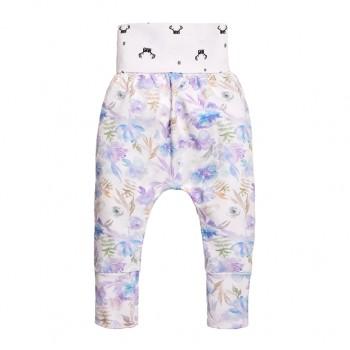 Pantalon évolutif - Aquarelle 0-12m - Nin9