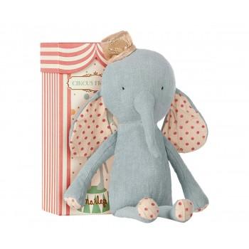 Peluche - éléphant Cirque - Maileg