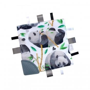 Doudou Craquante - Panda - Oops