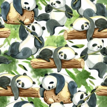 Coussin De Tete Evo - Panda - Oops