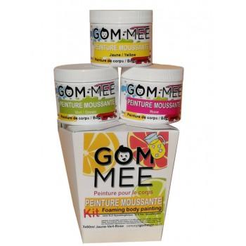 Boite Cadeaux Peinture Moussante - Limonade - Gom-Mee