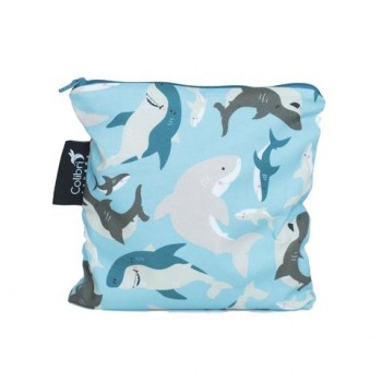 Sac A Collation (sandwich) - Large - Requins - Colibri