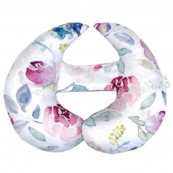 Coussin De Tete Evo - Fleur Pastel - Oops