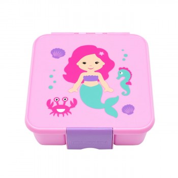 Bento 3 Compartiments - Sirene - Little Lunch Box